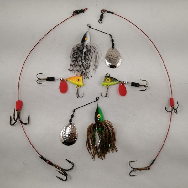a package with the best selling ice fishing gear